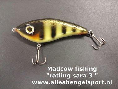 MADCOW FISHING KUNSTAAS rattling sara 3