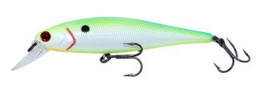 reaction strike -kunstaas xrm-100 xtreme rip minnow 100 citreuse