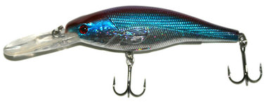 reaction strike -kunstaas XPD-90 deep perch Blue Back Herring