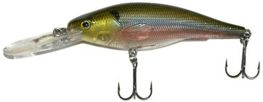 reaction strike -kunstaas XPD-90 deep perch Ghost Minnow
