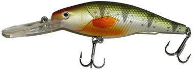 reaction strike -kunstaas XPD-90 deep perch Natural matte Perch