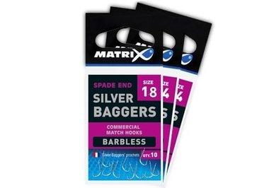 Matrix -silver baggers size 18 ghk003
