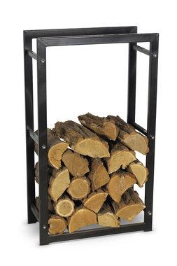 Magnus Firewood Racks R110c black 45x20x100 cm