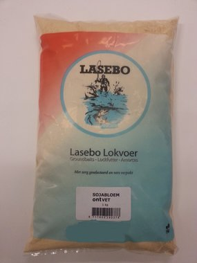 Lasebo - Soyabloem ontvet 1kg