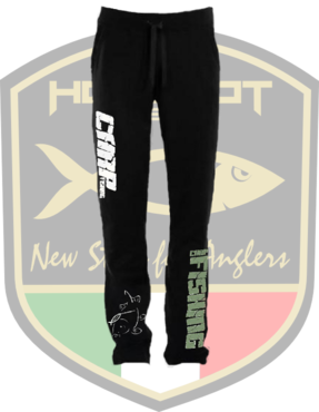Hotspot design - carp fishing jog pants for men