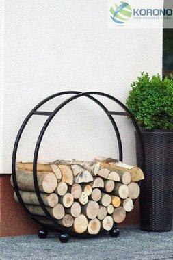 Korono houtstandaard rond 80 cm