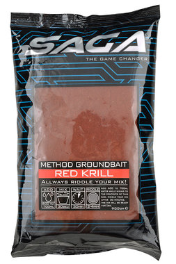 SAGA method groundbait red krill 900 gr
