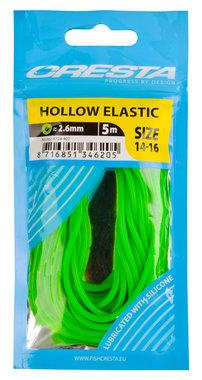 Cresta Hollow Elastic size 14-16 (2,6 mm)