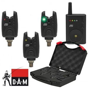 DAM Mad Nano wireless alarm set 3+1