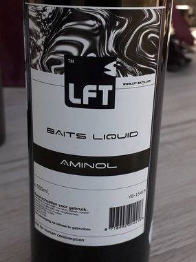 LFT Baits Liquid 500ML Aminol