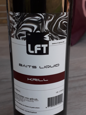 LFT Baits Liquid 500ML Krill