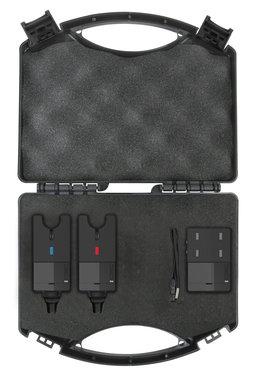C-TEC Run Alarm set 2+1 blue-red