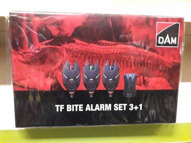DAM TF Bite Alarm Set 3 + 1