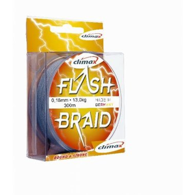 Climax Flash Braid 0.12mm/7,5kg/135M
