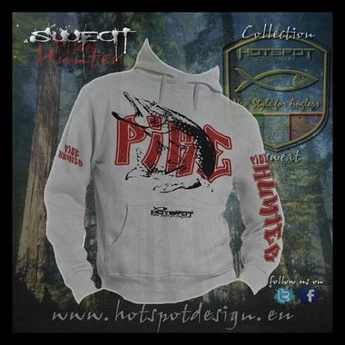 Hotspot design -sweater pike hunter f-pike02