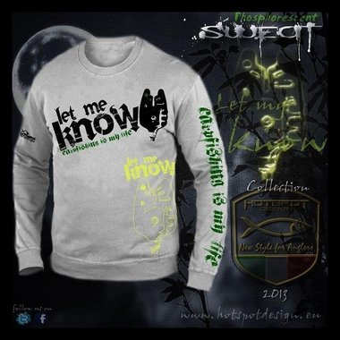 Hotspot design -sweater let me know f-carp04