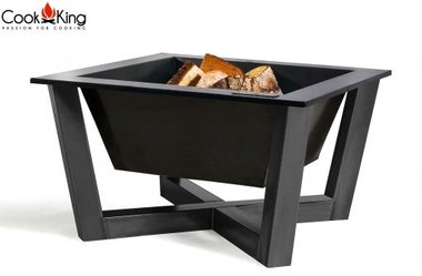 Cookking Fire Bowl/vuurschaal Brasil 70x70 cm