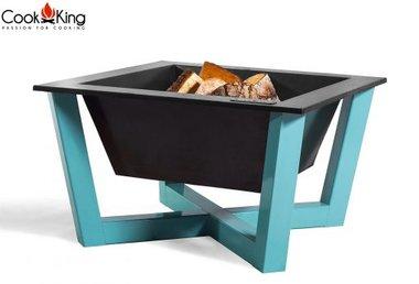 Cookking Fire Bowl/vuurschaal Brasil Blue 70x70 cm