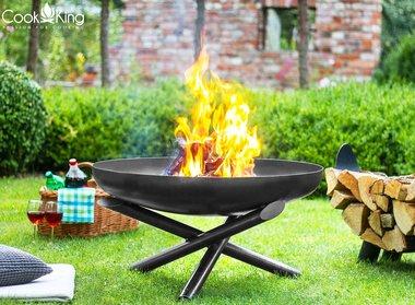 Cookking Fire Bowl/vuurschaal Indiana