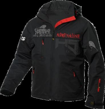 Hotspot design - Jacket black Spinner adrenaline