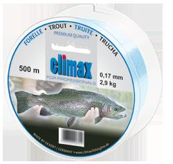 Climax - Lijn special Forel  0,17mm 2,9 kg 500mtr