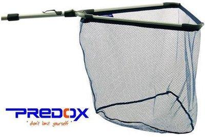 Predox Rubber Coated Landingsnet 60x60cm
