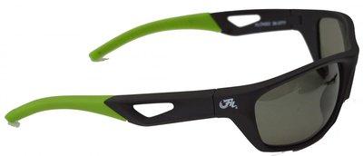 Fil Polarized Sunglass Alonso Black Frame/Black Lens