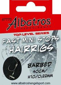 Albatros Toplevel Fast Mini Stops Barbed 40cm H12/0,20mm