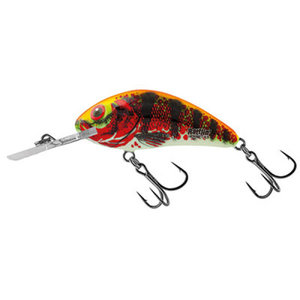 Salmo Rattlin Hornet Floating Holo Red Perch 5,5cm (10,5g)