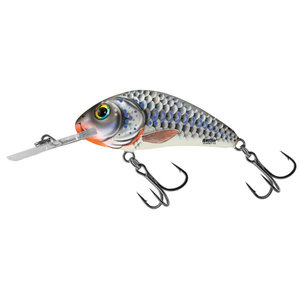 Salmo Rattlin Hornet Floating Silver Holographic Shad 5,5cm (10,5g)