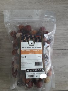 LFT Rookie Boilies Sweet Fruit Mix 700gr