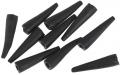 LFT Feeder Mini Tall Rubber Black (10x)